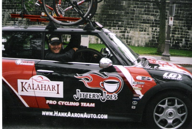 Jittery Joe's/Kalahari, Tour de Beauce (CAN), 2005