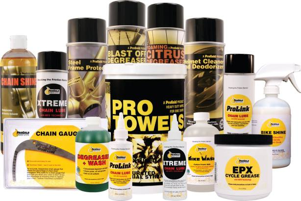 Best lubes/cleaners in the business